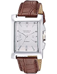 Laurels Imperial 2 Analog Silver Dial Men's Watch - Lo-Imp-201