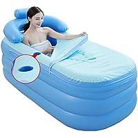FACAI888 Tubo da bagno gonfiabile pieghevole adulto per uso domestico caldo