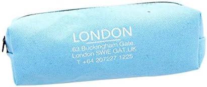 Zedo Trousse cosmétique Sac de maquillage trousse trousse trousse Porte-monnaie Sac de téléphone portable pour les filles 20  6CM bleu | Outlet Store Online  54d728
