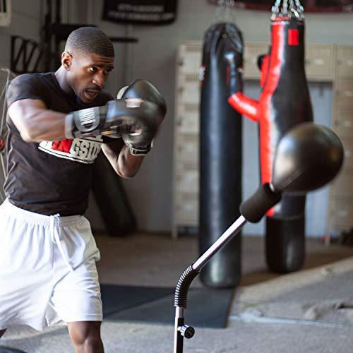 Ringside Boxsack Cobra Reflex, freistehend, verstellbar, für Fitness, Workout - Cobra Stand Bag
