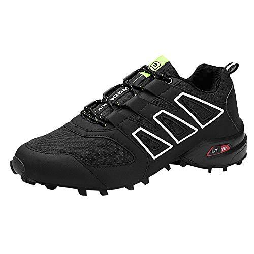 Yesmile Scarpe Uomo Scarpe Running estive Scarpe Uomo Sneakers Scarpe da Ginnastica Uomo Scarpe da Corsa Uomo Sportive Scarpe da Lavoro Uomo - Uomo Scarpe da Corsa Ginnastica