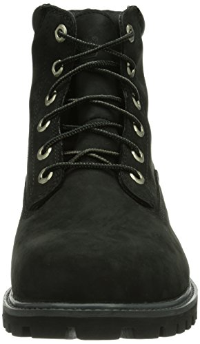 Preto Timberland Homens Em Preto Clássico Semi 6 nobuk botas qpwUq7ZC