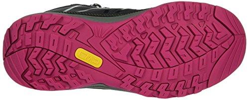 Cmp Ladies Soft Naos Wp Scarpe Da Trekking E Da Trekking Nero (asfalto U883)