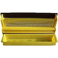 Sharplace Bee Hive Plastique Trappe à Pollen Collector avec Plateau Mont  Entrée 34beadb4ffc