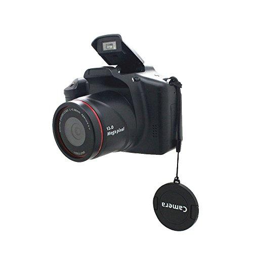 4x Zoom Digital Kamera Camcorder Digital Video Premium 1200W Optischer Zoom Fotografie Shooting Schwarz