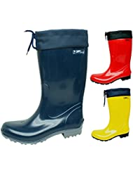 Botas de agua para mujer Bockstiegel modelo Sara, Couleur:bleu;Taille:39