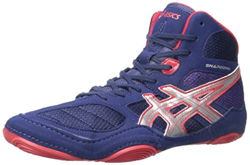 Asics Snapdown Herren US 12 Blau Cross-Training (Schuhe Cross Asics Training)