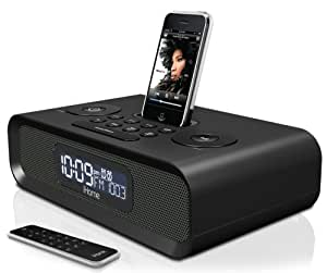sdi ihome ip99 bre stereosystem radiowecker f r apple. Black Bedroom Furniture Sets. Home Design Ideas