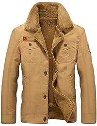 Amazon.it: giacca velluto uomo Cappotti Giacche e