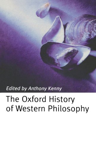 The Oxford History Of Western Philosophy (Hist Western Philos Series Hwp)