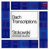Stokowski/Bach Transcriptions