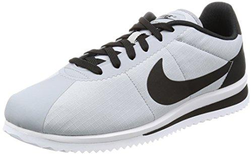 Nike Herren Cortez Ultra Sneakers, Grau (Wolf Grey/Black/White), 45.5 EU