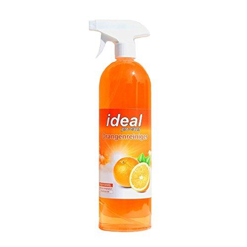1 Liter ideal Orangenreiniger in der Sprühflasche / Fleckenentferner / Konzentrat
