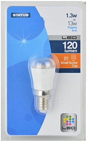Status-13SLPSESB15-E14-13-W-LED-Light-Bulbs-Clear