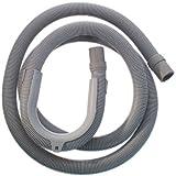 CORNAT T357502 2.5m Spiral Drain Hose for Washing Machines and Dishwashers