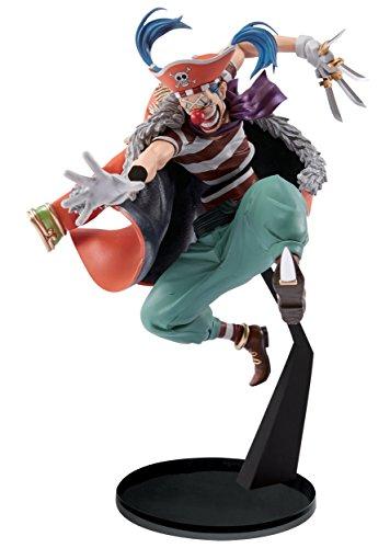 Banpresto One Piece 6.7-Inch Buggy Figure, Big Zoukeiou 4 Volume 4 by Banpresto 1