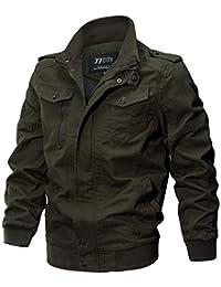 JiaMeng Hombre Invierno Cazadoras De Plumas Ropa Chaqueta Abrigo Ropa Militar Tactical Outwear Capa Transpirable Chaquetas