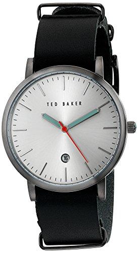 Ted Baker 10026445 Montre Bracelet Homme Noir