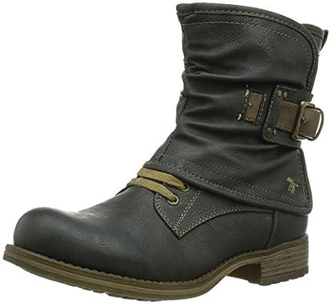 Mustang 5026607, Boots fille - Gris (259 Graphit), 36 EU