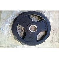 JARDIN202 Disco Olímpico 51 mm Premium Hexagonal Casquillo Acero