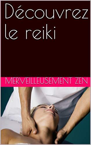 Couverture du livre Découvrez le reiki
