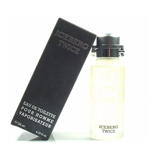 NEW ICEBERG Twice 125 ml uomo eau de toilette profumo spray