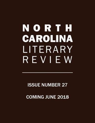 North Carolina Literary Review: 2018