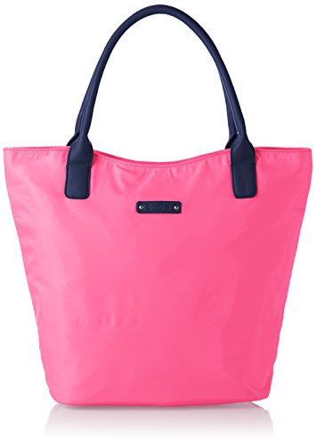 Boscha - Bo-1079-ln, Borsa a spalla Donna Rosa (Pink)