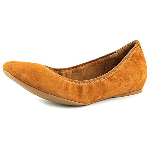 isaac-mizrahi-debbie-flat-donna-us-85-marrone-ballerine