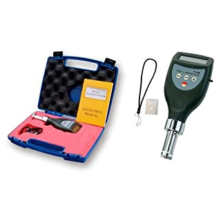 Accusize - Phase II Digital Durometer Shore D Scale, 5-Year Warranty, #PHT-975