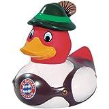 FC Bayern 11082 München Badeente Trachten Edition