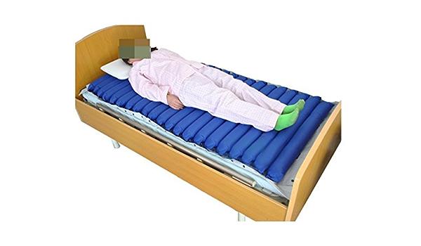 Anti Dekubitus Luftmatratze Matratze Schlauchmatratze Wechseldruck Krankenhaus