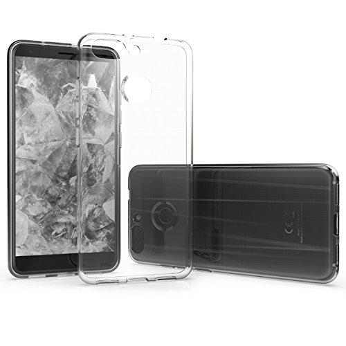 kwmobile ZTE Blade V9 Vita Hülle - Handyhülle für ZTE Blade V9 Vita - Handy Case in Transparent