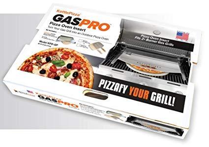 kettlepizza Gas Pro Basic Pizza Ofen, kpb-gp -