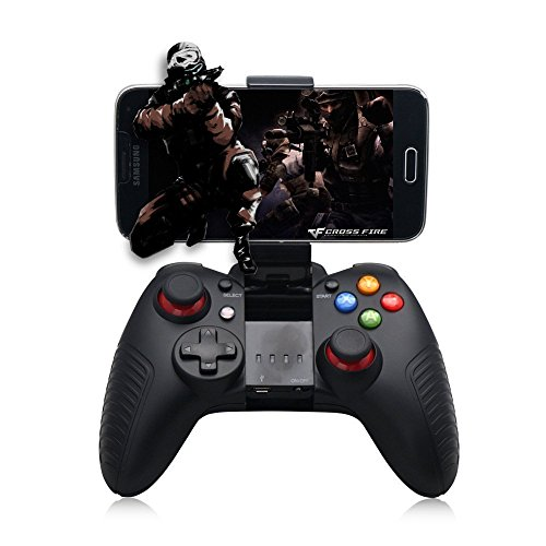 Bestoying Wireless Bluetooth Game Controller Gamepad Joystick für Android Smartphone Samsung Galaxy, LG Sony HTC, Android Tablet PC Compactflash-bluetooth