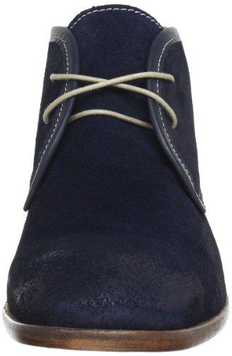 Hudson CRUISE 4613020, Chaussures basses homme bleu (marine)