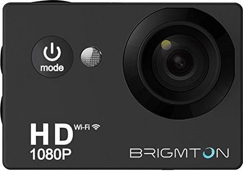 Brigmton BSC-8HD Full HD cámara para deporte de acción - Cámara deportiva