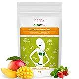 Die besten Schlankheits-Tees - Happy Detox Tea - Matcha Schlankheits-tee - 4 Bewertungen