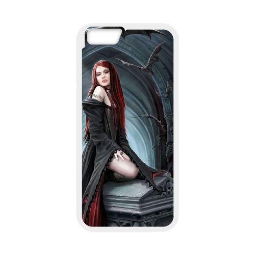 Darksiders coque iPhone 6 Plus 5.5 Inch Housse Blanc téléphone portable couverture de cas coque EBDXJKNBO14693