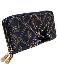 cd3d902990dde LT LadiesTrends präsentiert Design Damen Geldbörse von Giulia Pieralli  Elegant Luxus Portemonnaie Frauen Geldbeutel mit…