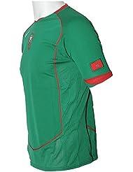 Maillot MAROC Nike Domicile Vert Enfant Destockage Football