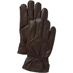 Dickies Menphis, Guantes para Hombre, Marrón (Dark Brown) X-Large (Tamaño del fabricante:XLrge)