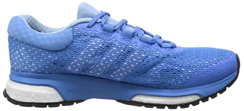 Adidas Performance Response Boost, Chaussures de Running Femme Bleu (lucky Blue S15/ftwr White/core Black)