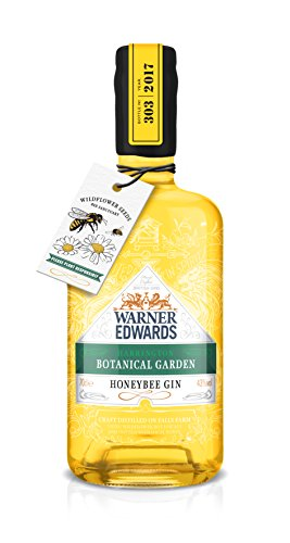 Warner Edwards Honeybee Gin, 40% volume (1 x 0.7 l)