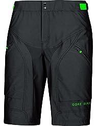GORE BIKE WEAR Herren Mountainbike-Shorts, Knielang, Integrierte Innenhose, Sitzpolster, GORE Selected Fabrics, POWER-TRAIL Shorts