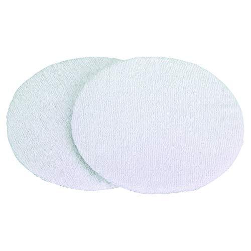 Frottee-applikatoren (White Diamond Detail Products Doppel-Frottee-Applikator-Pads)