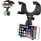 #9: Artis JHD-97 Universal Mobile Car Rear View Mirror Mount holder
