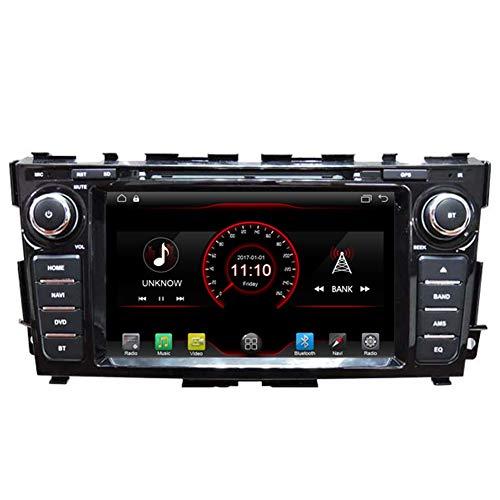 autosion in Dash Android 6.0Auto DVD GPS Player Radio Head Unit GPS Navigation Stereo für Nissan Altima TEANA 201320142015201620174G unterstützt Bluetooth SD USB Radio WiFi DVR 1080P (Altima Radio Nissan 2013)