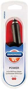 Bandridge VPC9101 Câble Noir (Import Royaume Uni)