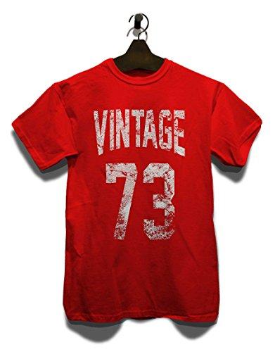 Vintage 1973 T-Shirt Rot